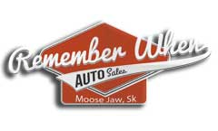 Remember When Auto Sales Logo